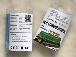 DCC Lokodecoder for T334 / 710