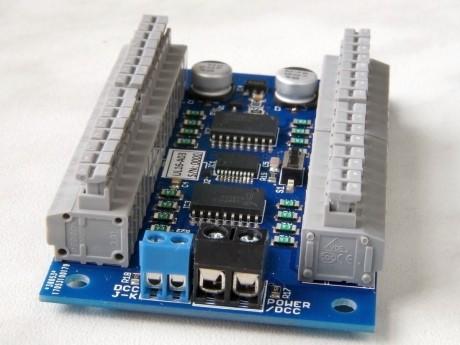 Riadiaci modul pre ovládanie príslušenstva