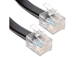 Cable RJ12 6P6C
