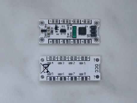 Universal lighting module 8 outputs