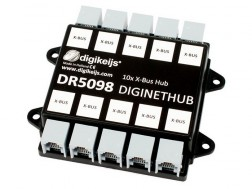 Sieťový rozbočovač DR5098