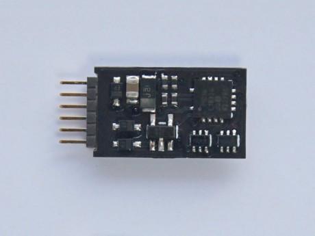DCC Lokodekodér NEM651